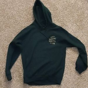 ASSC Green and Gold Hoodie
